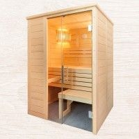 Sauna Alaska Mini 1600x1100 mm.