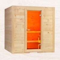 Sauna Familiar Solide Medium/Large